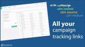 the URL builder that automates your tracking process